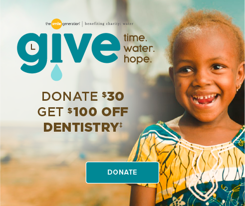 Donate $30, Get $100 Off Dentistry - Knollwood  Dentistry